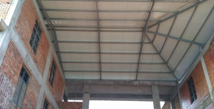 Insulated Roofing & Cladding